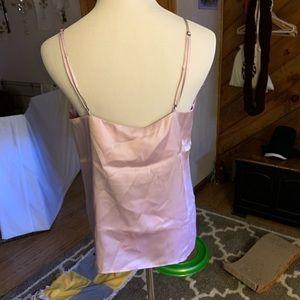 fd12af6a9c Anine Bing Tops - Anine Bing • NWT Gwyneth Lavender Silk Cami M